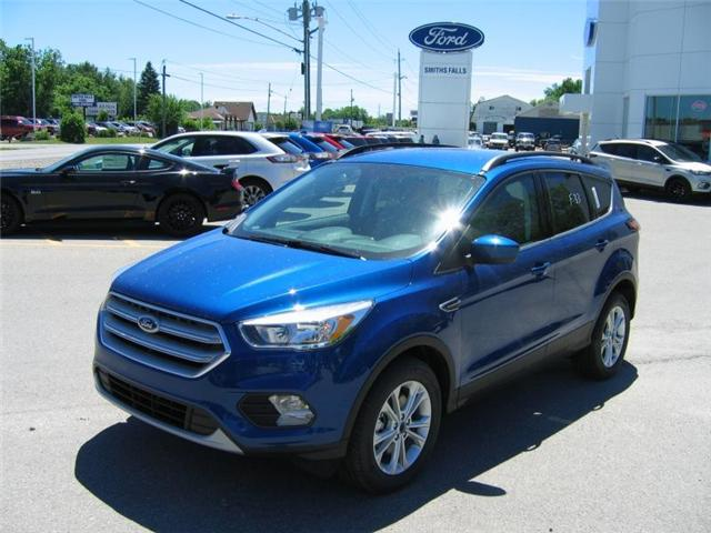 2018 Ford Escape SE (Stk: 18288) in Smiths Falls - Image 1 of 12