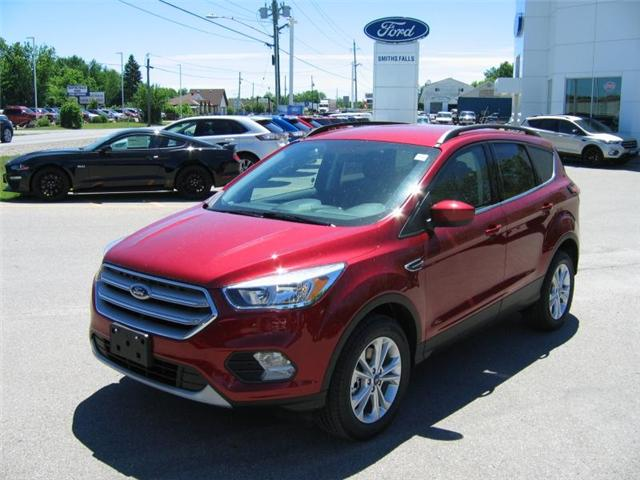 2018 Ford Escape SE (Stk: 18360) in Smiths Falls - Image 1 of 12