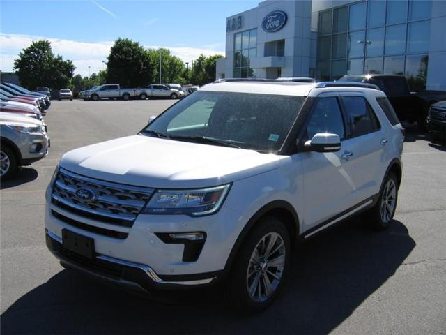 2018 Ford Explorer Limited (Stk: 18391) in Perth - Image 1 of 12