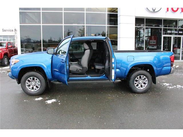 2018 Toyota Tacoma SR5 (Stk: 11925) in Courtenay - Image 8 of 25
