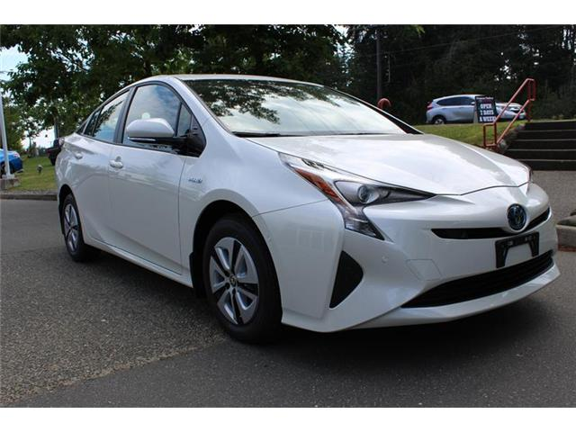 2018 Toyota Prius Technology (Stk: 11989) in Courtenay - Image 1 of 28