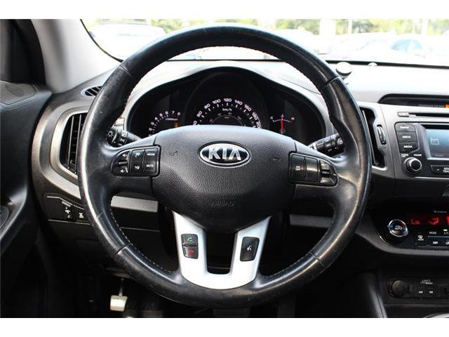 2013 Kia Sportage  (Stk: 11643A) in Courtenay - Image 14 of 19