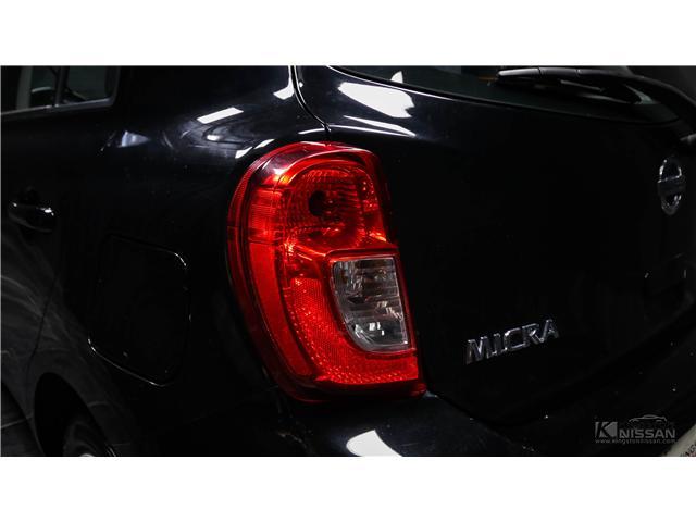 2015 Nissan Micra SV (Stk: PT18-361) in Kingston - Image 27 of 28