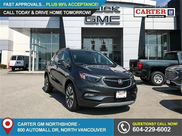 2018 Buick Encore Essence (Stk: 8K25510) in Vancouver - Image 1 of 7