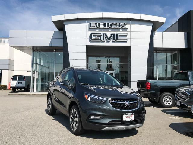 2018 Buick Encore Essence (Stk: 8K25510) in Vancouver - Image 2 of 7