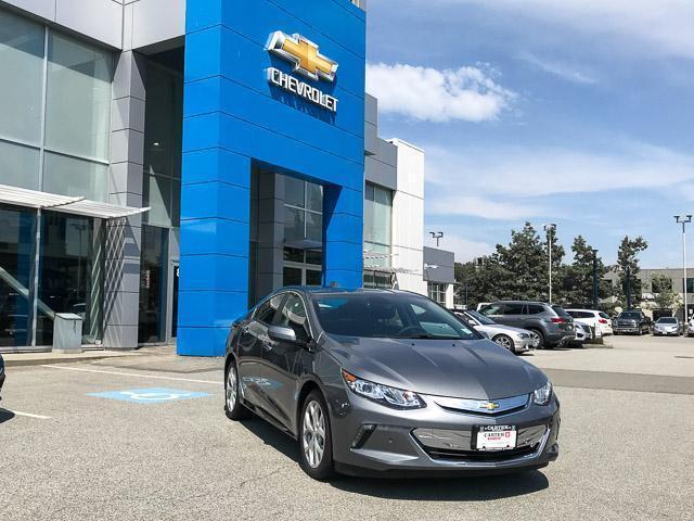 2018 Chevrolet Volt Premier (Stk: 8V29010) in North Vancouver - Image 2 of 7