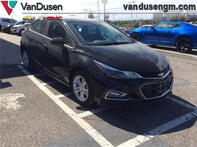2018 Chevrolet Cruze LT Auto (Stk: 183649) in Ajax - Image 1 of 20
