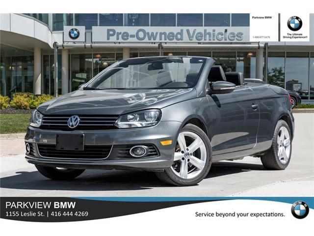 2012 Volkswagen Eos Comfortline (Stk: PP8016A) in Toronto - Image 1 of 20