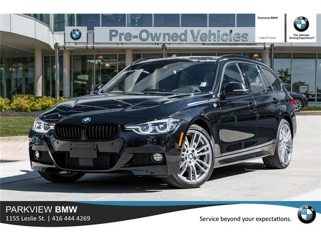 2018 BMW 328d xDrive Touring (Stk: PP8018) in Toronto - Image 1 of 21