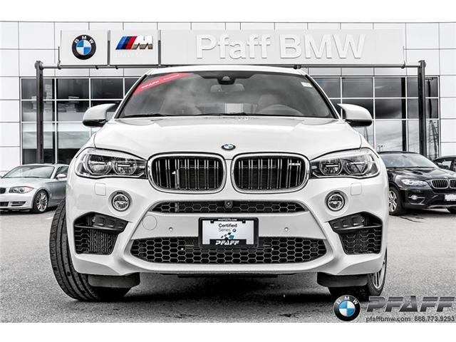 2016 BMW X6 M Base (Stk: U4996) in Mississauga - Image 2 of 22