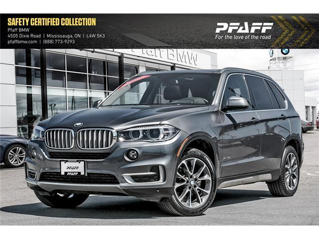 2015 BMW X5 xDrive35i (Stk: U5003) in Mississauga - Image 1 of 21