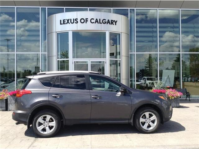 2013 Toyota RAV4 XLE (Stk: 180560A) in Calgary - Image 1 of 16
