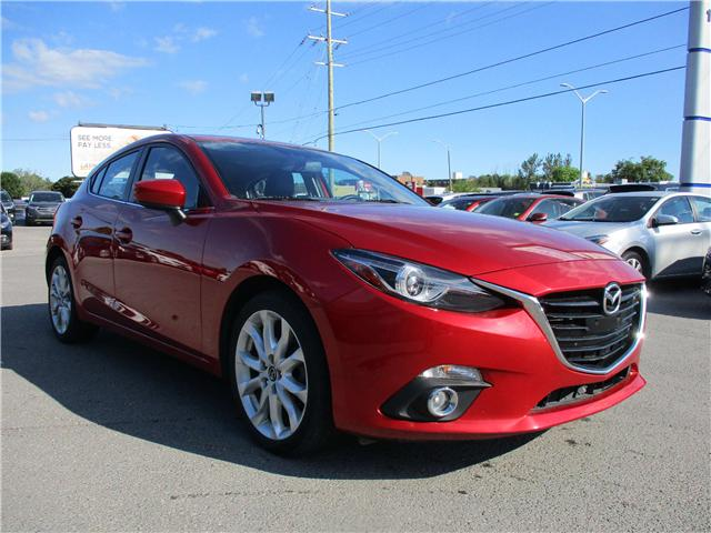2015 Mazda Mazda3 GT (Stk: 171968) in Kingston - Image 2 of 13