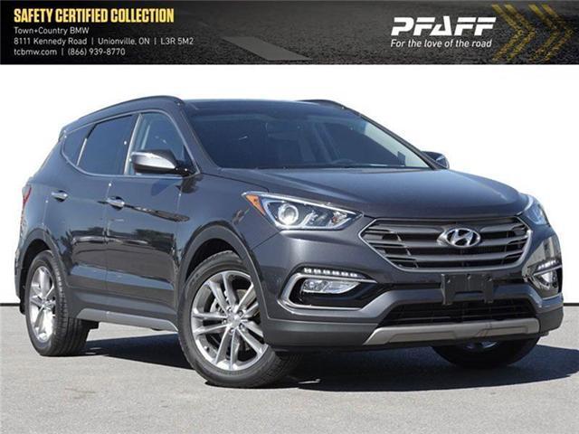 2017 Hyundai Santa Fe Sport 2.0T Limited (Stk: 35838A) in Markham - Image 1 of 22
