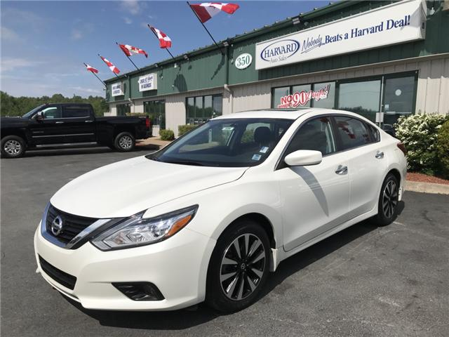 2018 Nissan Altima 2.5 SV (Stk: 9996) in Lower Sackville - Image 1 of 22