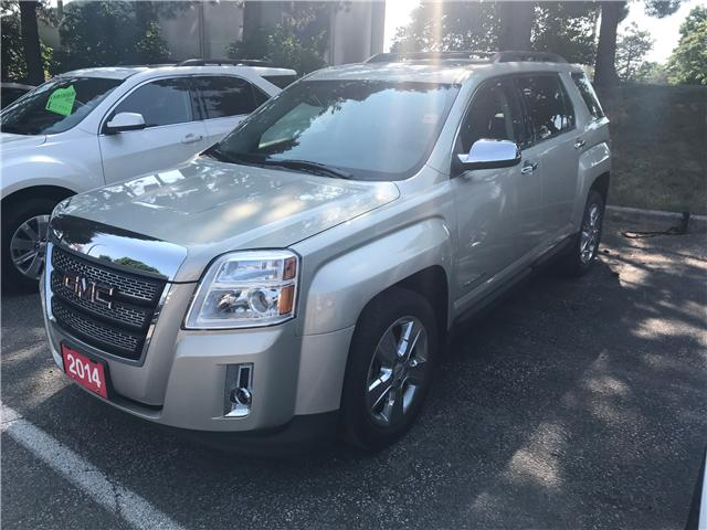2014 GMC Terrain SLT-1 (Stk: 9272P1) in Mississauga - Image 1 of 1