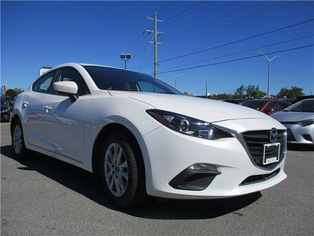 2015 Mazda Mazda3 GS (Stk: 180034) in Kingston - Image 1 of 12