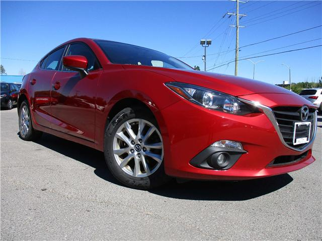 2015 Mazda Mazda3 GS (Stk: 180037) in Kingston - Image 1 of 14