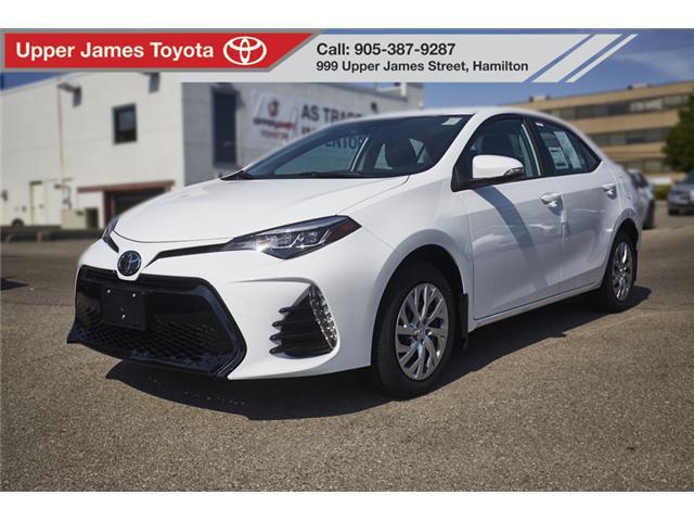 2019 Toyota Corolla SE (Stk: 190028) in Hamilton - Image 1 of 12
