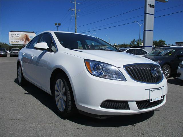 2017 Buick Verano Base (Stk: 180108) in Kingston - Image 1 of 11
