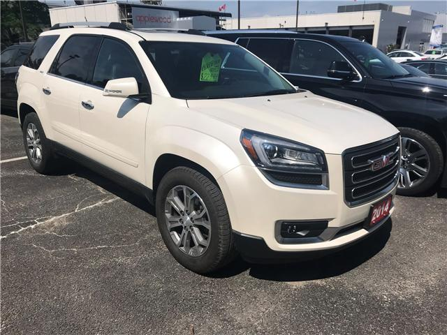 2014 GMC Acadia SLT1 (Stk: 4075P1) in Mississauga - Image 1 of 1