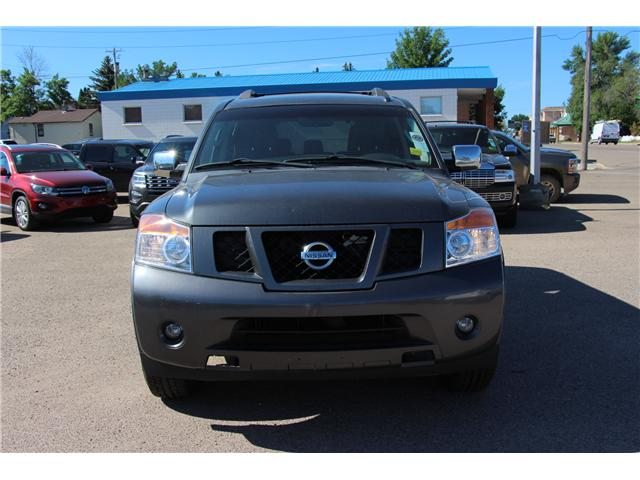 2012 Nissan Armada Platinum Edition (Stk: 192136) in Brooks - Image 2 of 24