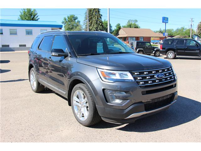 2017 Ford Explorer XLT (Stk: 190653) in Brooks - Image 1 of 24