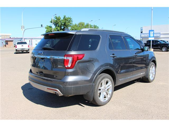 2017 Ford Explorer XLT (Stk: 190653) in Brooks - Image 6 of 24
