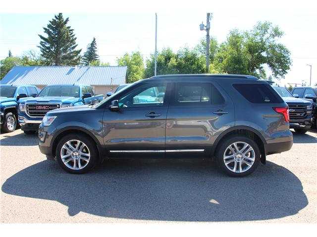 2017 Ford Explorer XLT (Stk: 190653) in Brooks - Image 4 of 24