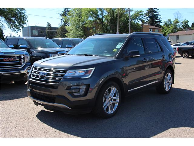 2017 Ford Explorer XLT (Stk: 190653) in Brooks - Image 3 of 24