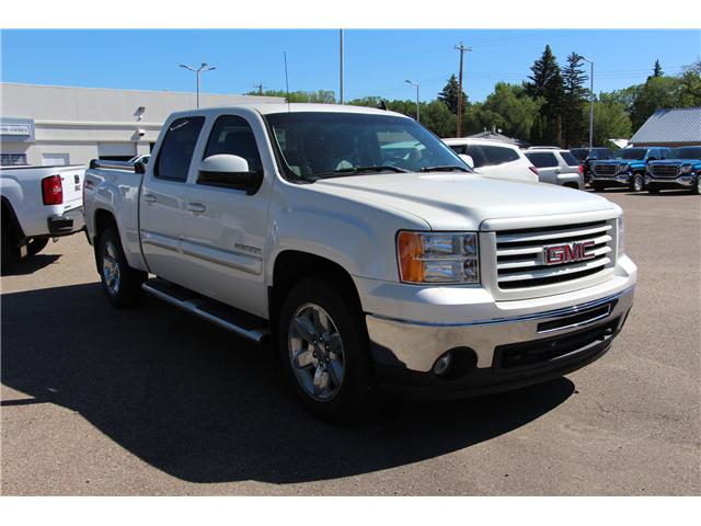 2012 GMC Sierra 1500 SLT (Stk: 115903) in Brooks - Image 1 of 24