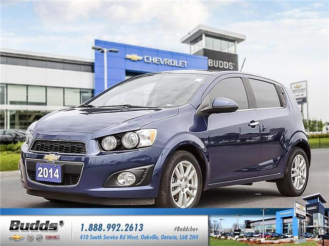 2014 Chevrolet Sonic LT Auto (Stk: R1320) in Oakville - Image 1 of 25