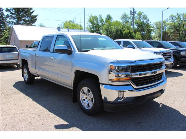 2018 Chevrolet Silverado 1500 1LT (Stk: 189657) in Brooks - Image 1 of 23