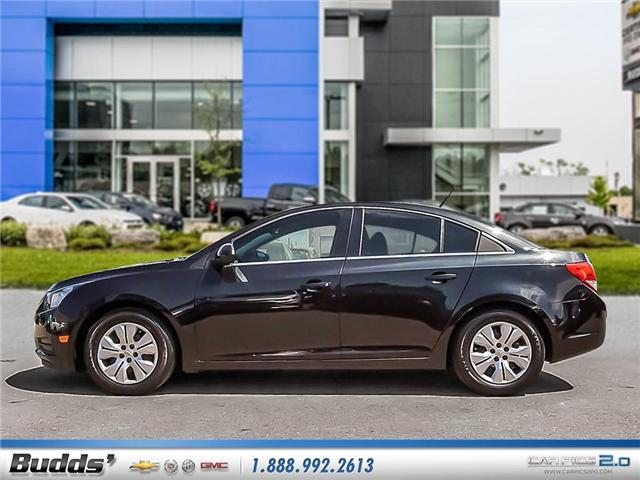 2014 Chevrolet Cruze 1LT (Stk: R1261A) in Oakville - Image 2 of 25