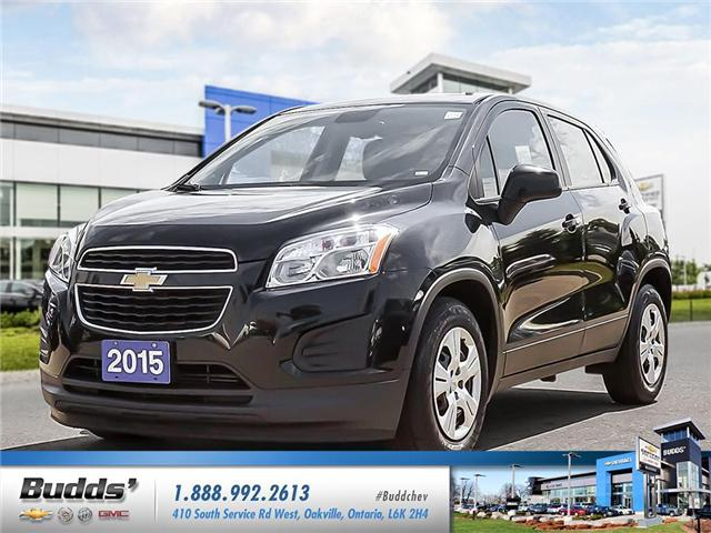2015 Chevrolet Trax LS (Stk: R1276A) in Oakville - Image 1 of 25