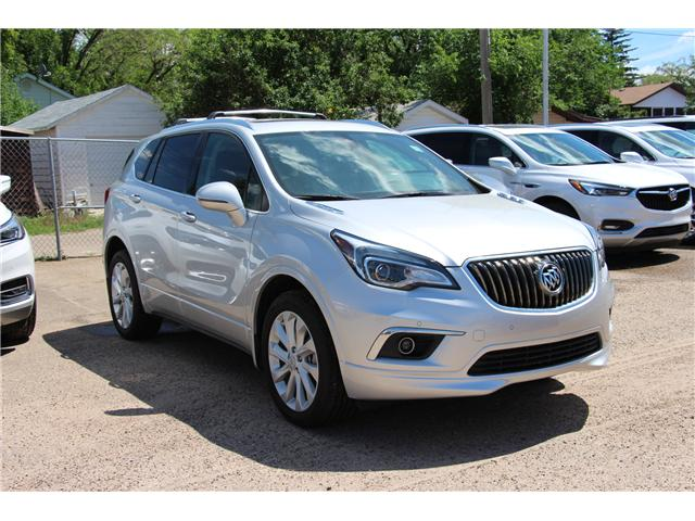2017 Buick Envision Premium I (Stk: 181850) in Brooks - Image 1 of 27