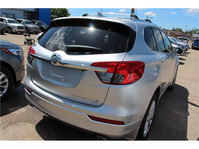 2017 Buick Envision Premium I (Stk: 181850) in Brooks - Image 7 of 27