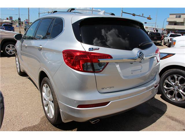 2017 Buick Envision Premium I (Stk: 181850) in Brooks - Image 5 of 27