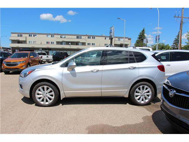2017 Buick Envision Premium I (Stk: 181850) in Brooks - Image 4 of 27