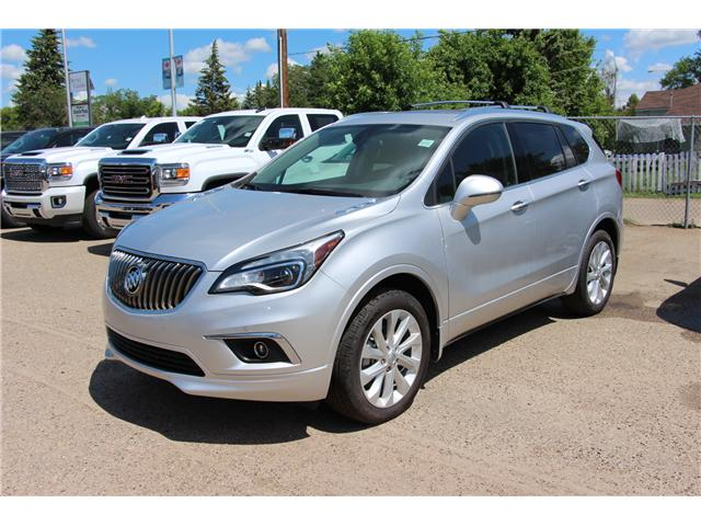 2017 Buick Envision Premium I (Stk: 181850) in Brooks - Image 3 of 27