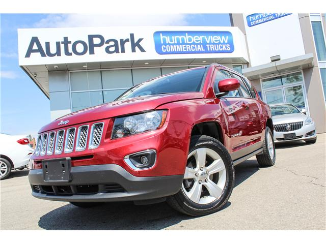 2016 Jeep Compass Sport/North (Stk: 16-771851) in Mississauga - Image 1 of 23