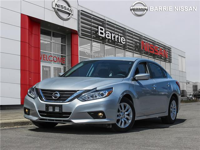 2016 Nissan Altima  (Stk: 18437A) in Barrie - Image 1 of 22