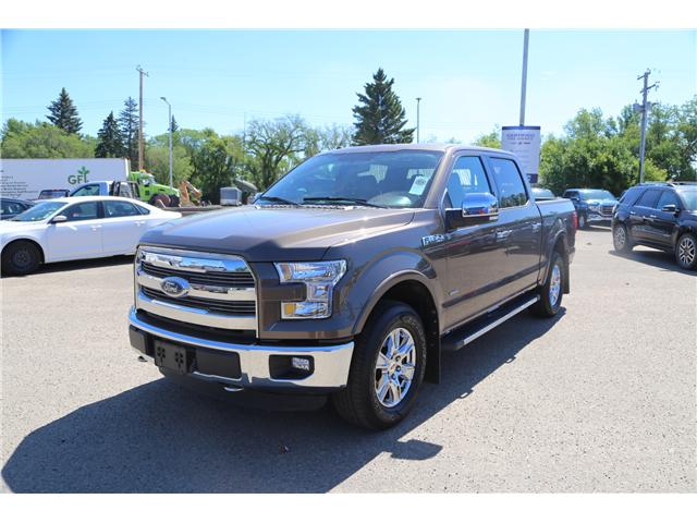 2016 Ford F-150 Lariat (Stk: 193192) in Brooks - Image 3 of 26