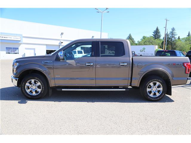 2016 Ford F-150 Lariat (Stk: 193192) in Brooks - Image 4 of 26
