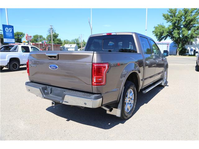 2016 Ford F-150 Lariat (Stk: 193192) in Brooks - Image 7 of 26