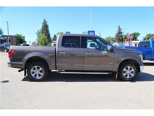 2016 Ford F-150 Lariat (Stk: 193192) in Brooks - Image 8 of 26