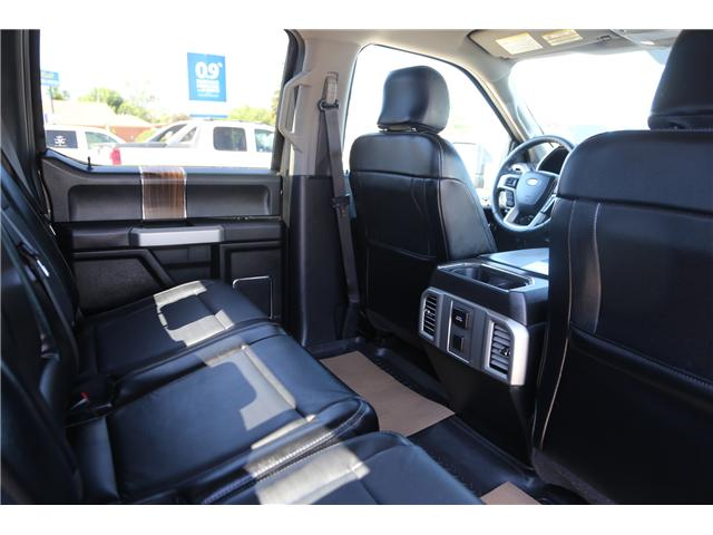 2016 Ford F-150 Lariat (Stk: 193192) in Brooks - Image 10 of 26