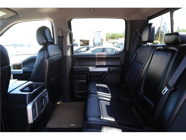 2016 Ford F-150 Lariat (Stk: 193192) in Brooks - Image 15 of 26
