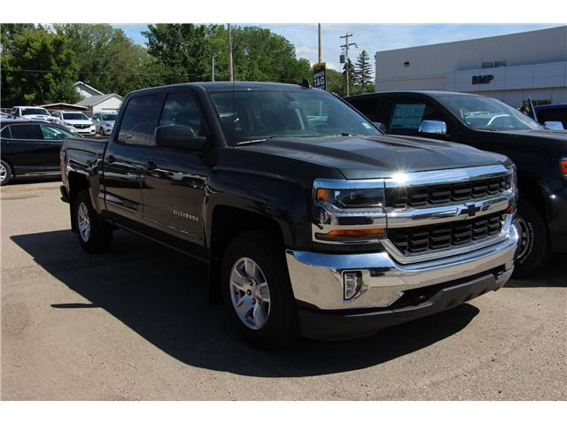 2018 Chevrolet Silverado 1500 1LT (Stk: 184493) in Brooks - Image 1 of 25