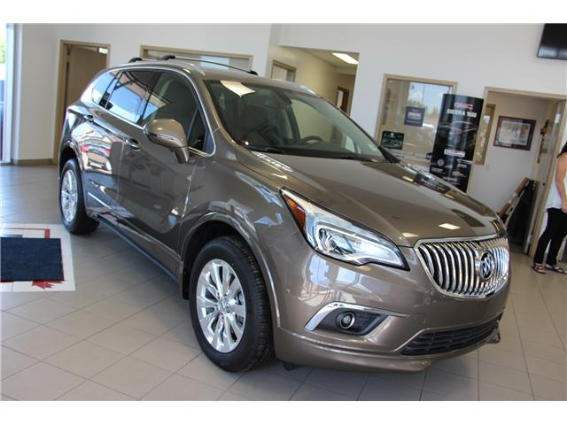 2017 Buick Envision Essence (Stk: 184025) in Brooks - Image 1 of 15